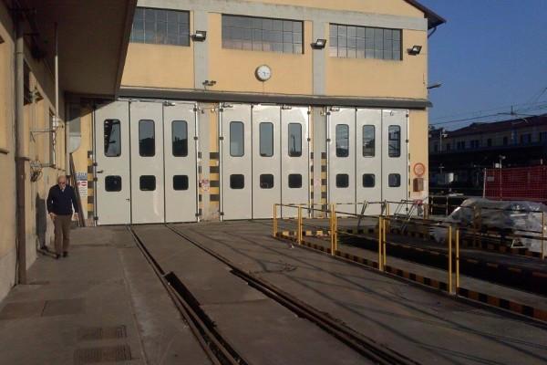 portoni industriali borgofer